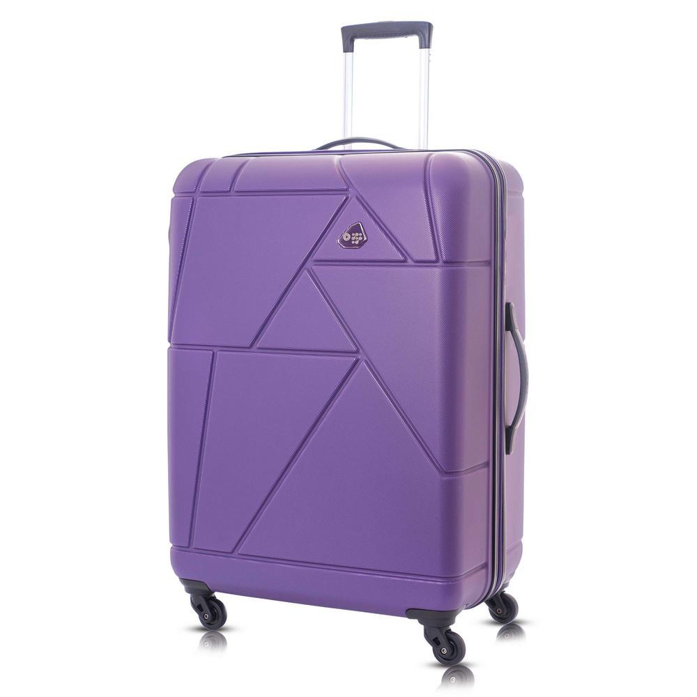 Verona 3-Piece Purple Luggage Set