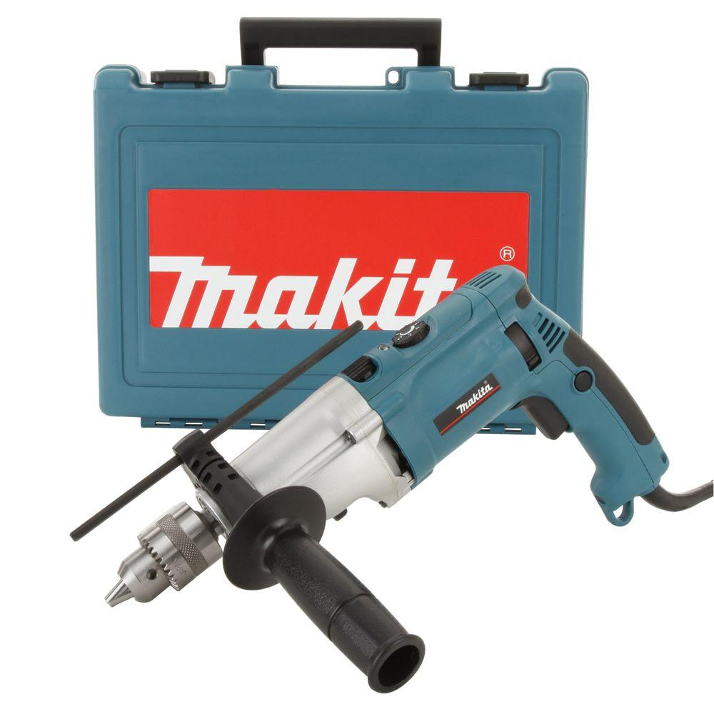 Makita 8.2-Amp 3/4 in. Hammer Drill with LED Light