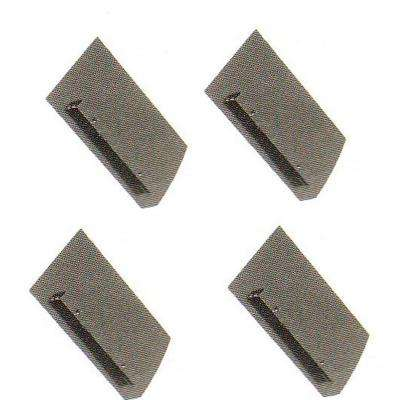 24 in. Flat Finish Blade for PK0102 Power Trowel (4-pack)
