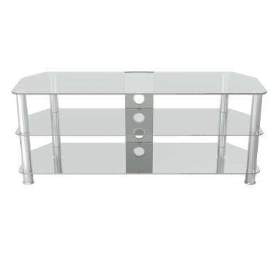 Glass TV Stand for TVs 39 in. to 60 in.