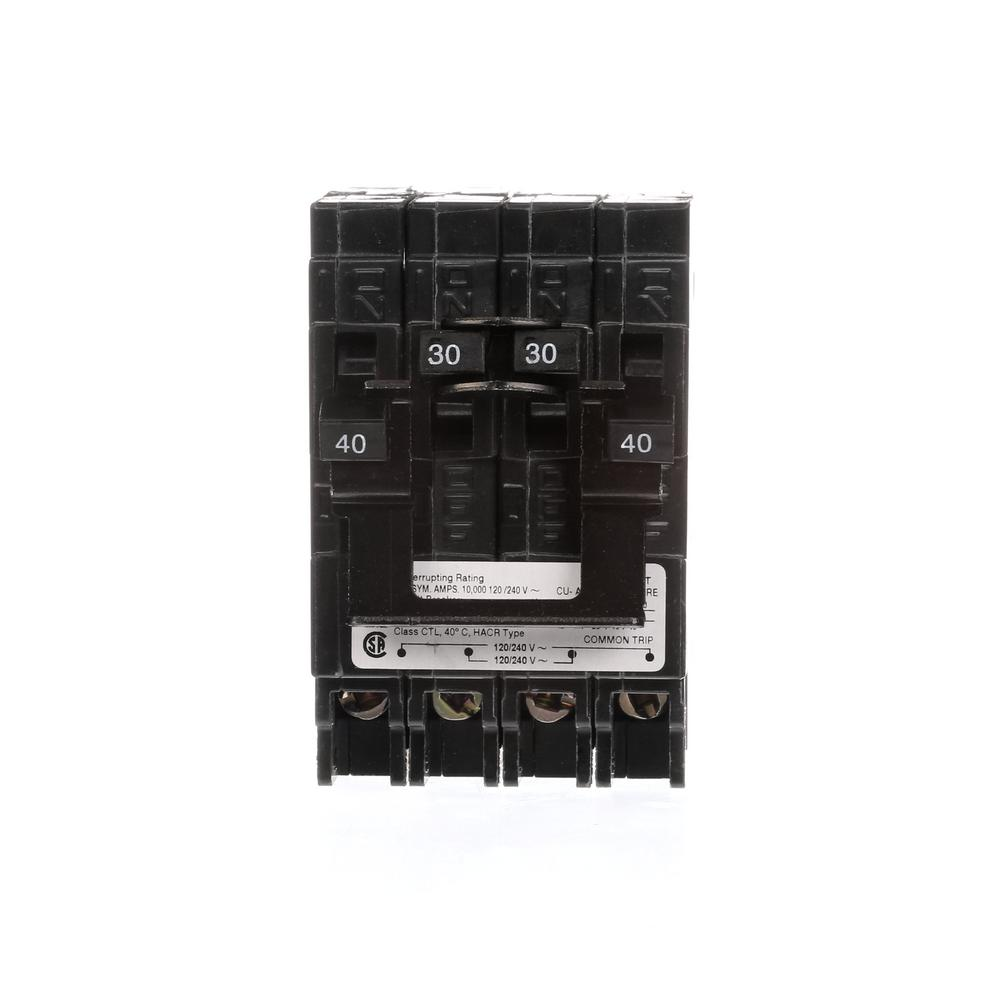 Siemens 40 Amp Double Pole 30 Circuit Breaker Pad 3 Wiring Diagram