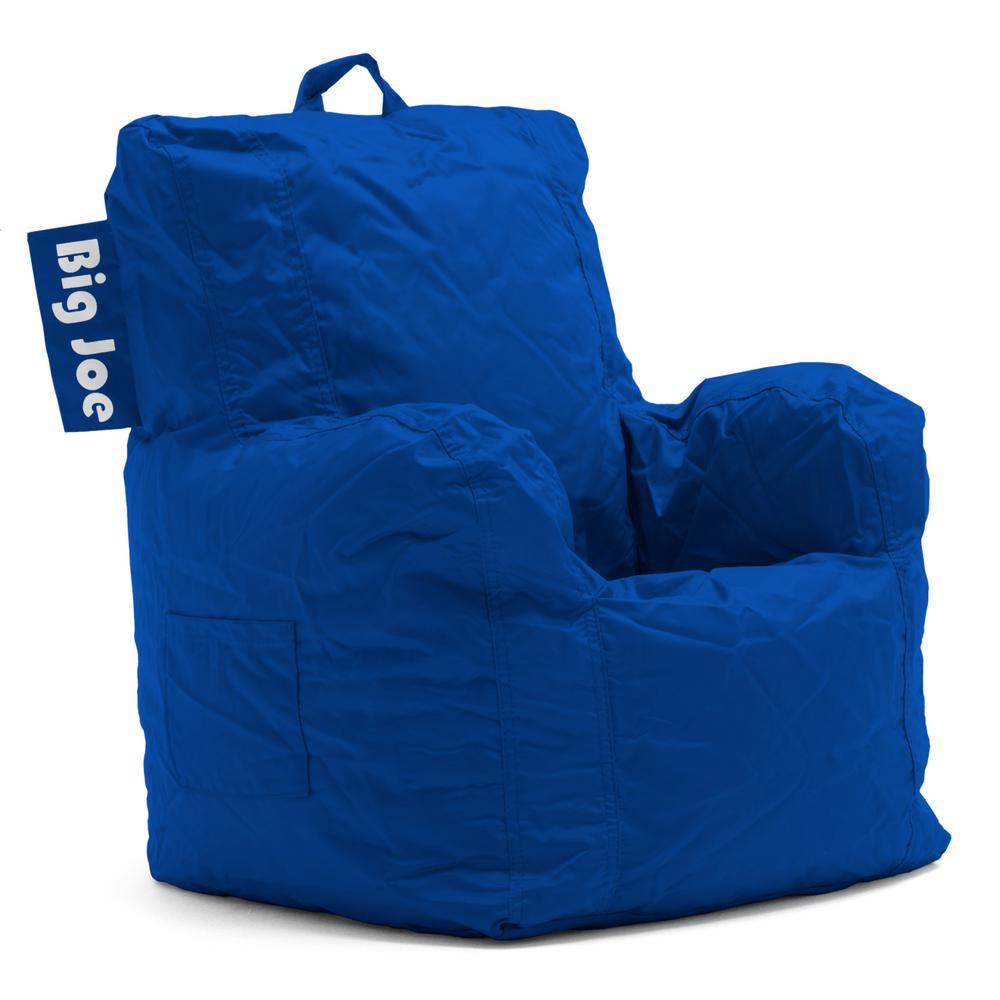 Miraculous Big Joe Kids Cuddle Chair Sapphire Smartmax Bean Bag 0652614 Theyellowbook Wood Chair Design Ideas Theyellowbookinfo