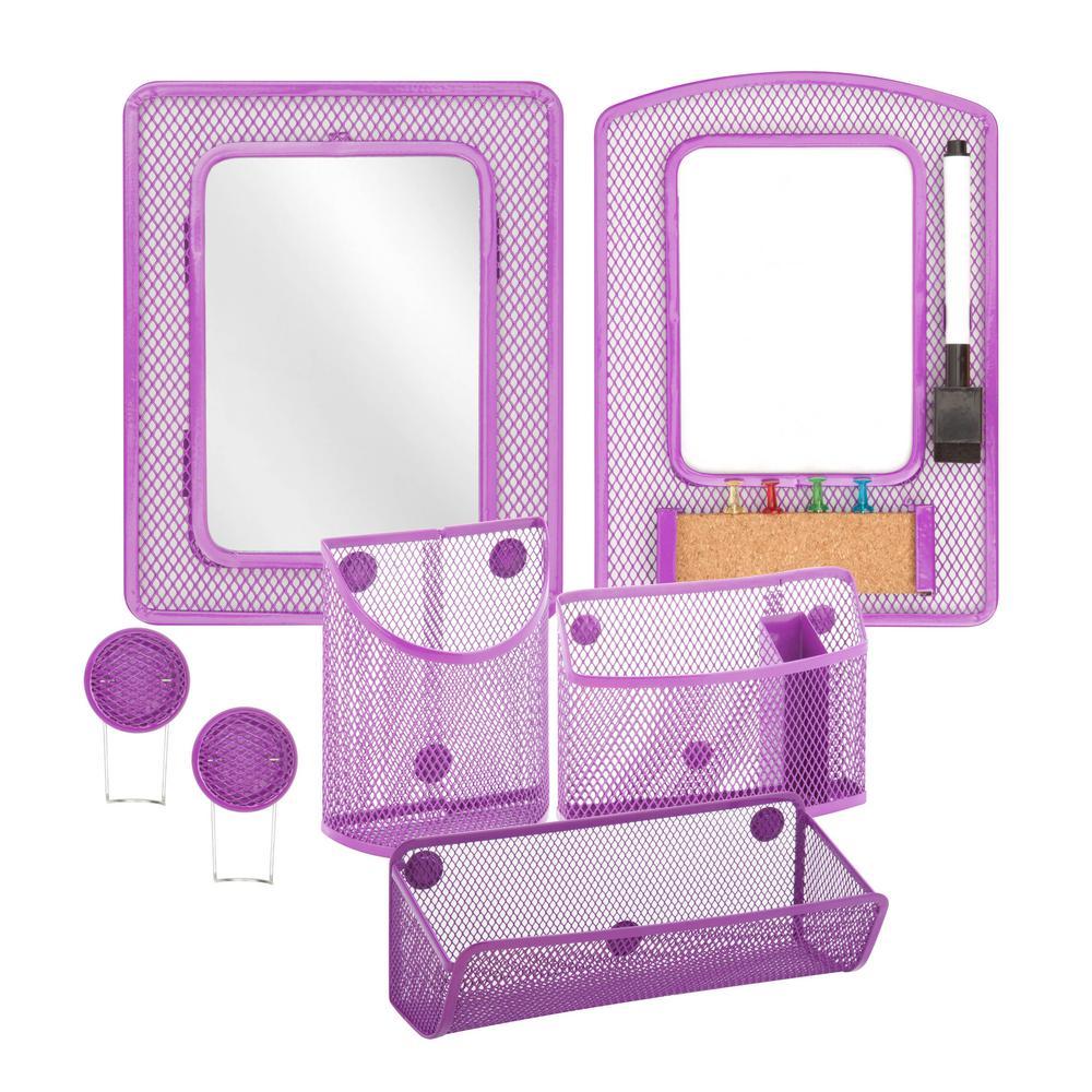 Purple Back To School Kit 8