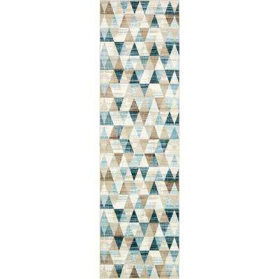 Chimera Beach Beige 3' 0 x 10' 0 Runner Rug
