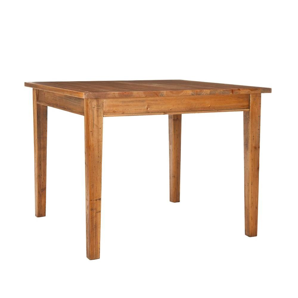 null Michelle Medium Oak Dining Table