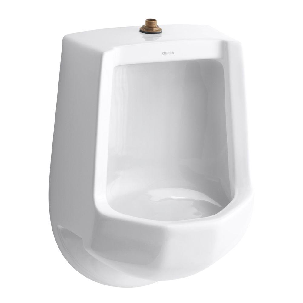 KOHLER Freshman 1.0 GPF Urinal with Top Spud in White