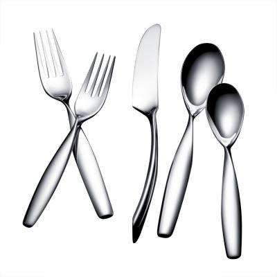 SWIVEL 5-Piece Flatware Place Setting