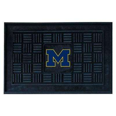 University of Michigan 18 in. x 30 in. Door Mat