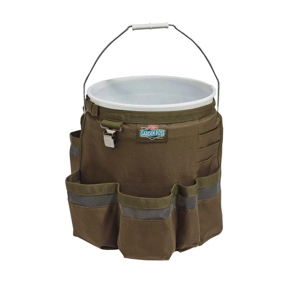 12 in. Garden Boss for Bucket Storage