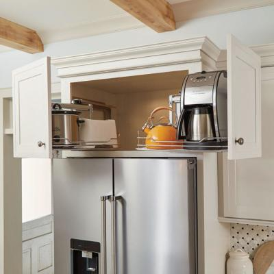 Thomasville Classic Custom Kitchen Cabinets Shown In Cottage Style