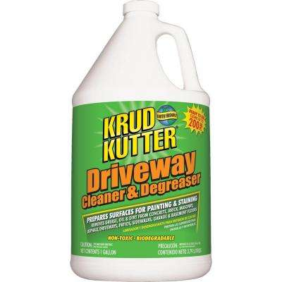 1 gal. Driveway Cleaner and Degreaser