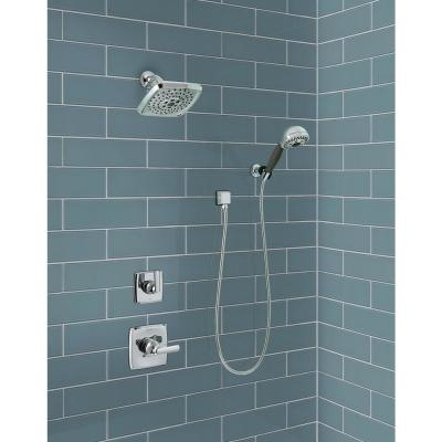 Harbor Gray 4 in. x 12 in. Textured Wall Glass Tile (5 sq. ft. / case)