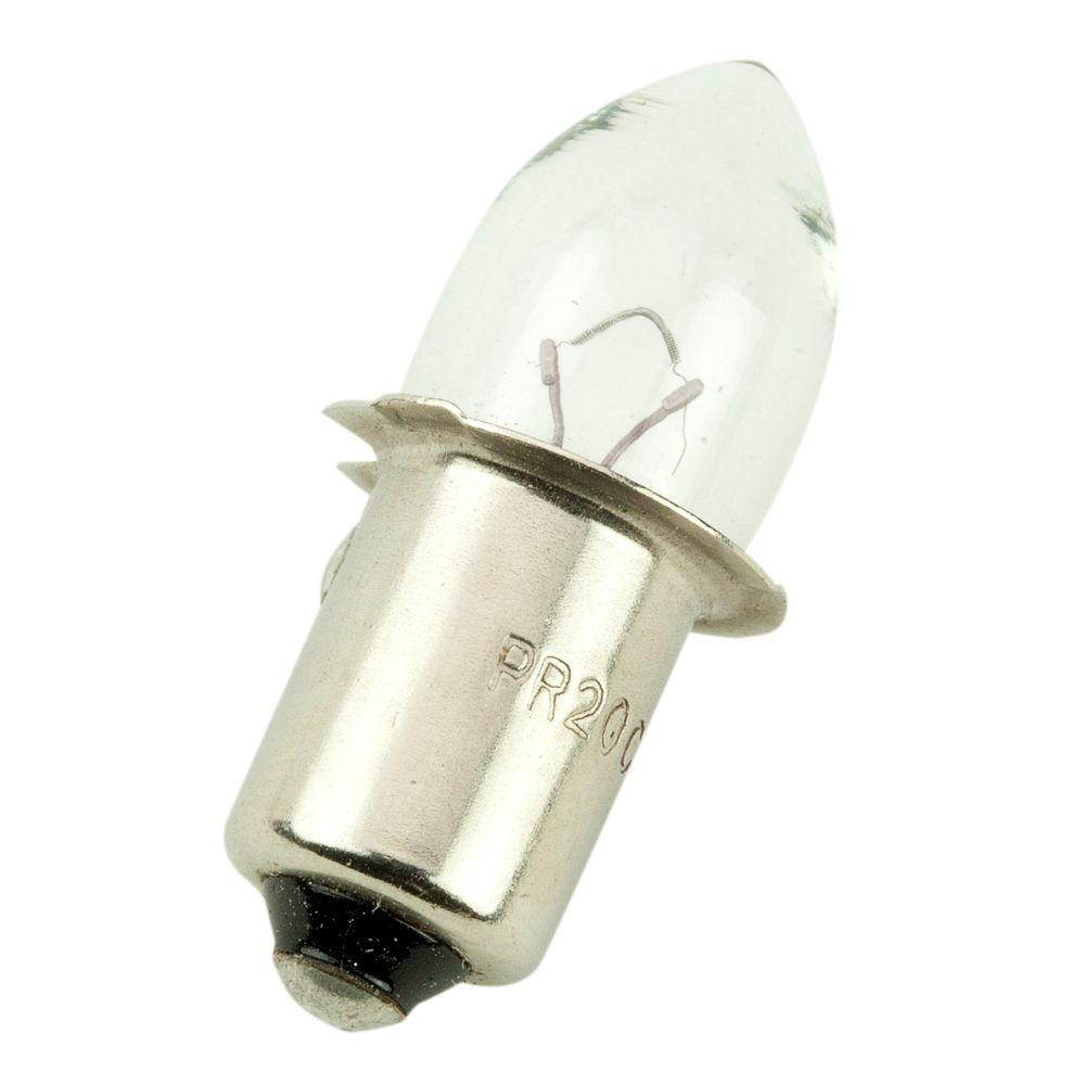 8.63-Volt 6 D-Cell Flashlight Bulb