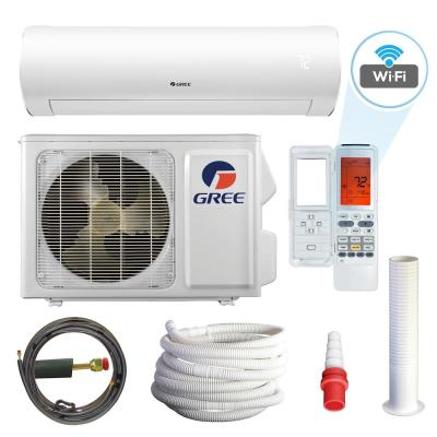 GREE 23800 BTU Ductless Ceiling Cassette Mini Split Air