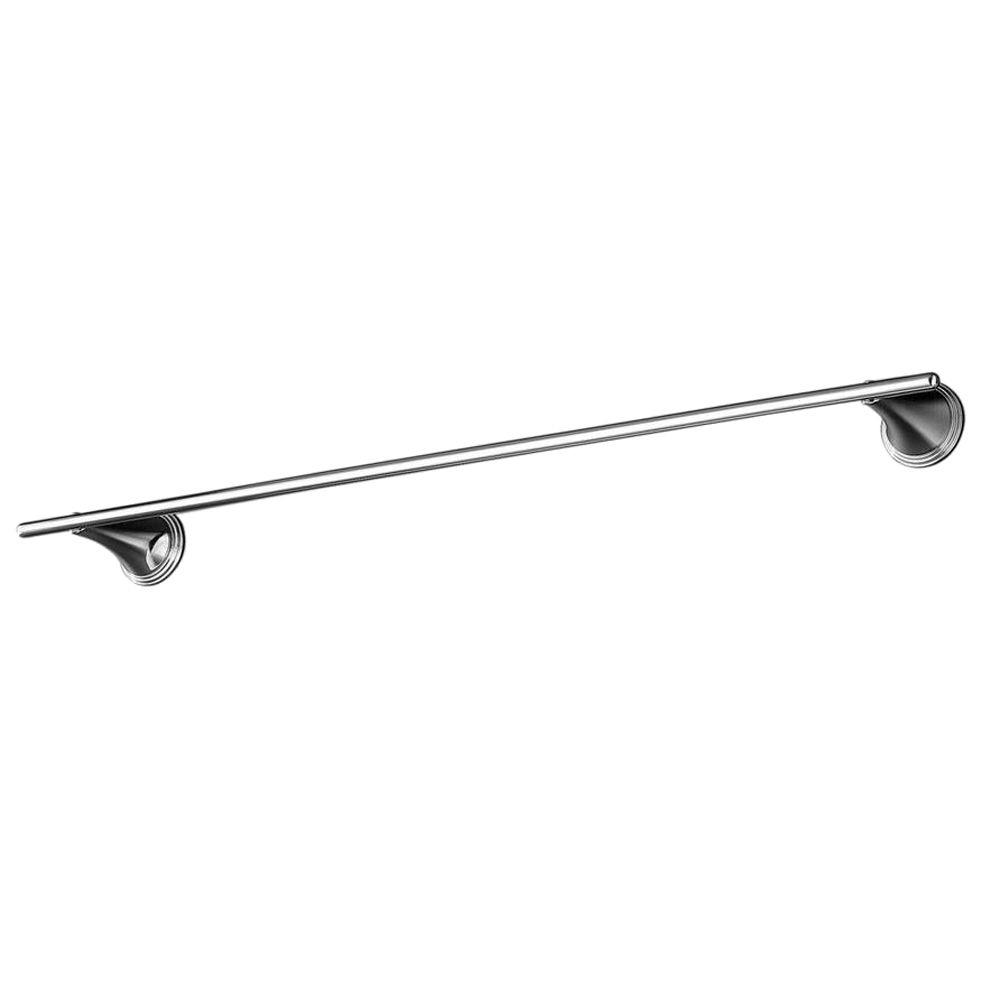 KOHLER Finial Traditional 24 in. Towel Bar in Polished Chrome