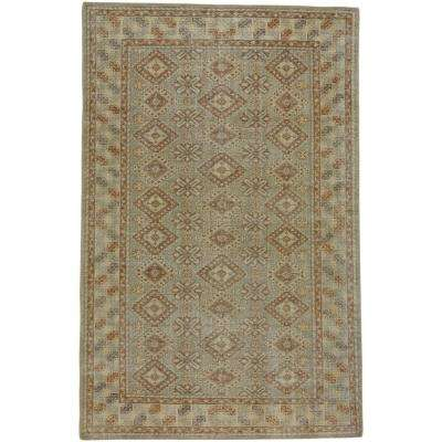 Caria Fawn Persimmon 9 ft. x 12 ft. Area Rug
