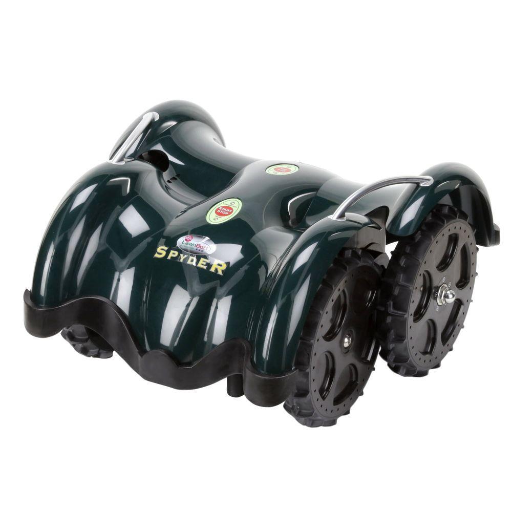 LawnBott 10 in. Battery Powered Electric Robot Lawn Mower