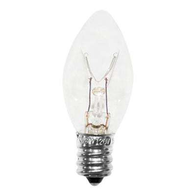25-Watt C7 Incandescent Night Light 1-Bulb