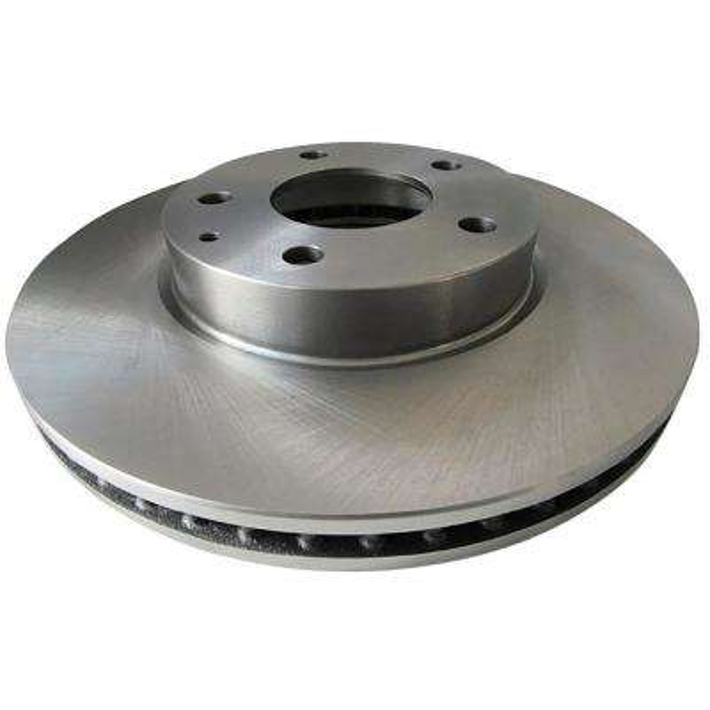 Professional Grade Disc Brake Rotor - Front