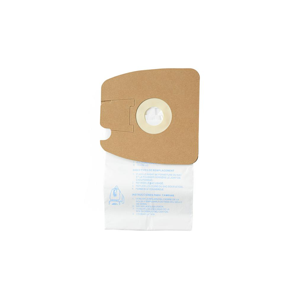 Advantage Eureka Mm Replacement Micro Filtration Vacuum Bags Designed For Eureka Mity Mite And Selected Sanataire Vacuums