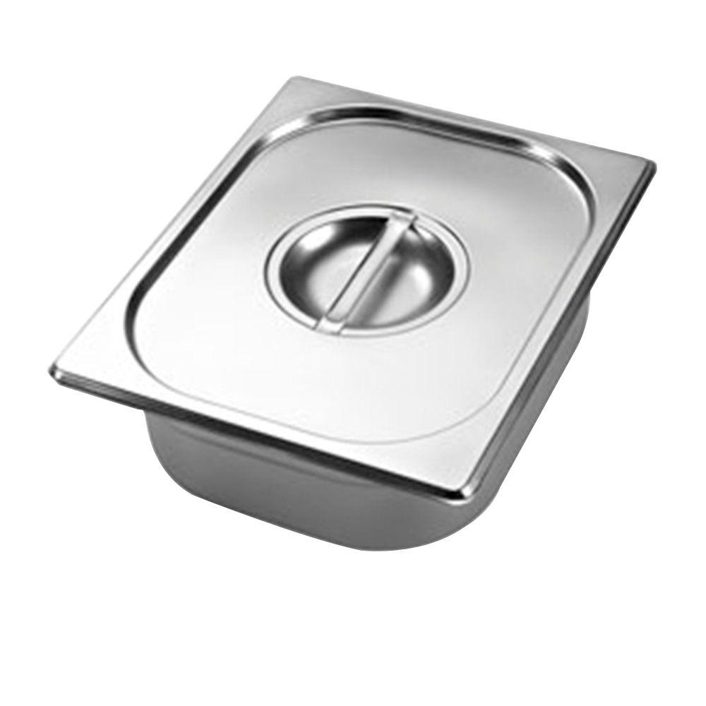 Whirlpool 1/2 Size Warming Pan with Lid