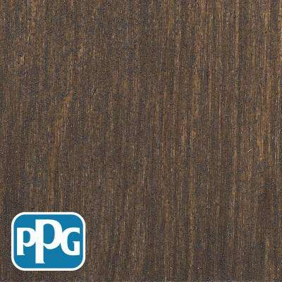 1 gal. TPO-14 Oxford Brown Transparent Penetrating Wood Oil Exterior Stain