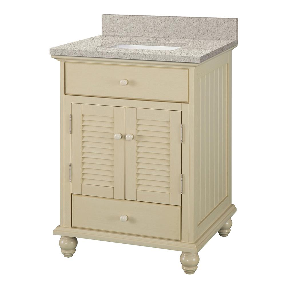 Vanity Cottage 24 Ctaa2422d : Home decorators collection cottage in w d