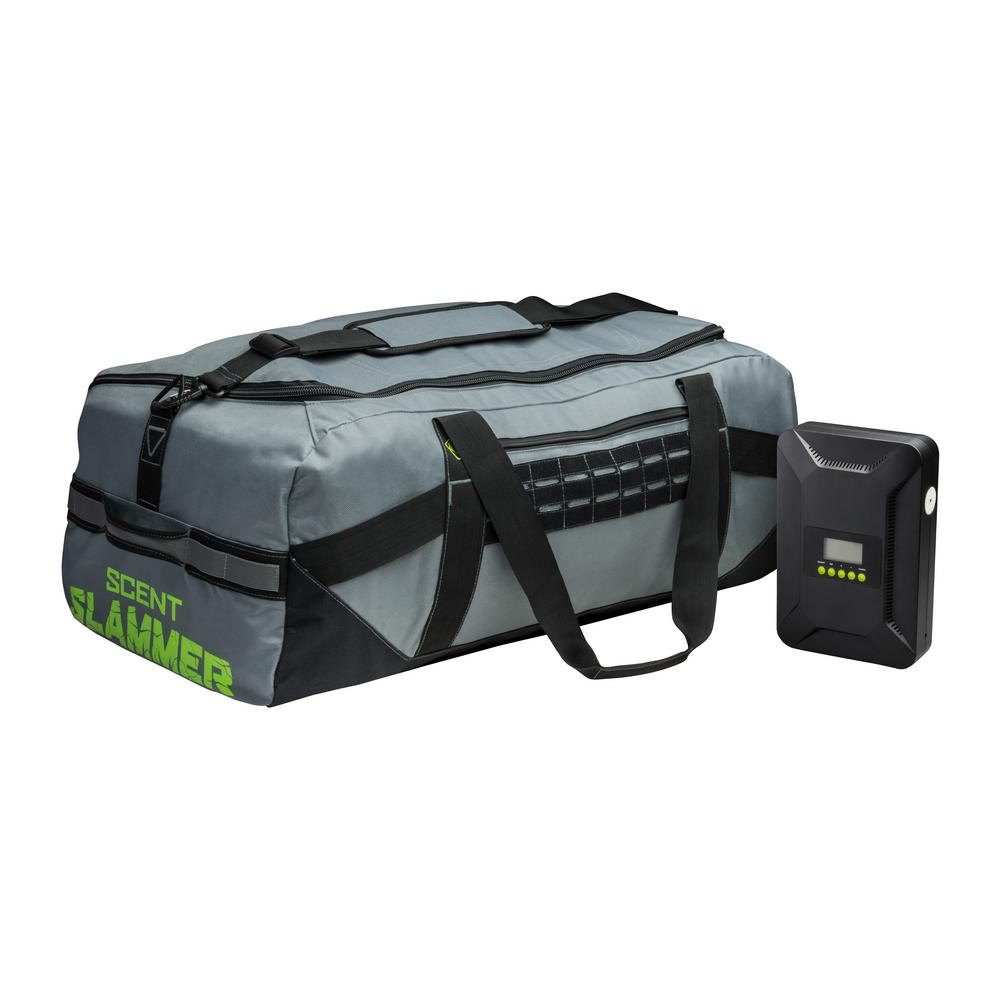 Hunting Made Easy Scent Slammer Duffle Bag with Ozone Odor Eliminator