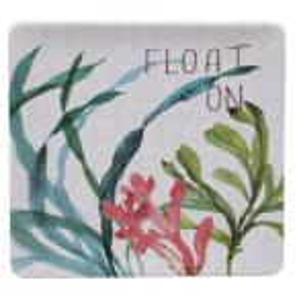 Sea Green Ceramic Square Platter