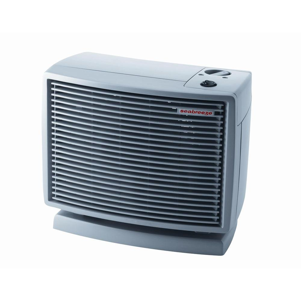 Seabreeze Contempro 1500-Watt Convection Smart ThermaFlo Electric Portable Heater