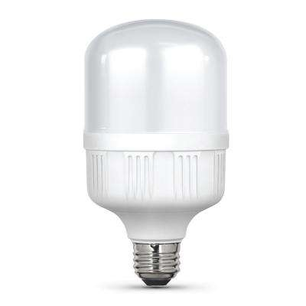 150-Watt Equivalent Oversized High Lumen Bright White (3000K) HID Utility LED Light Bulb (1-Bulb)