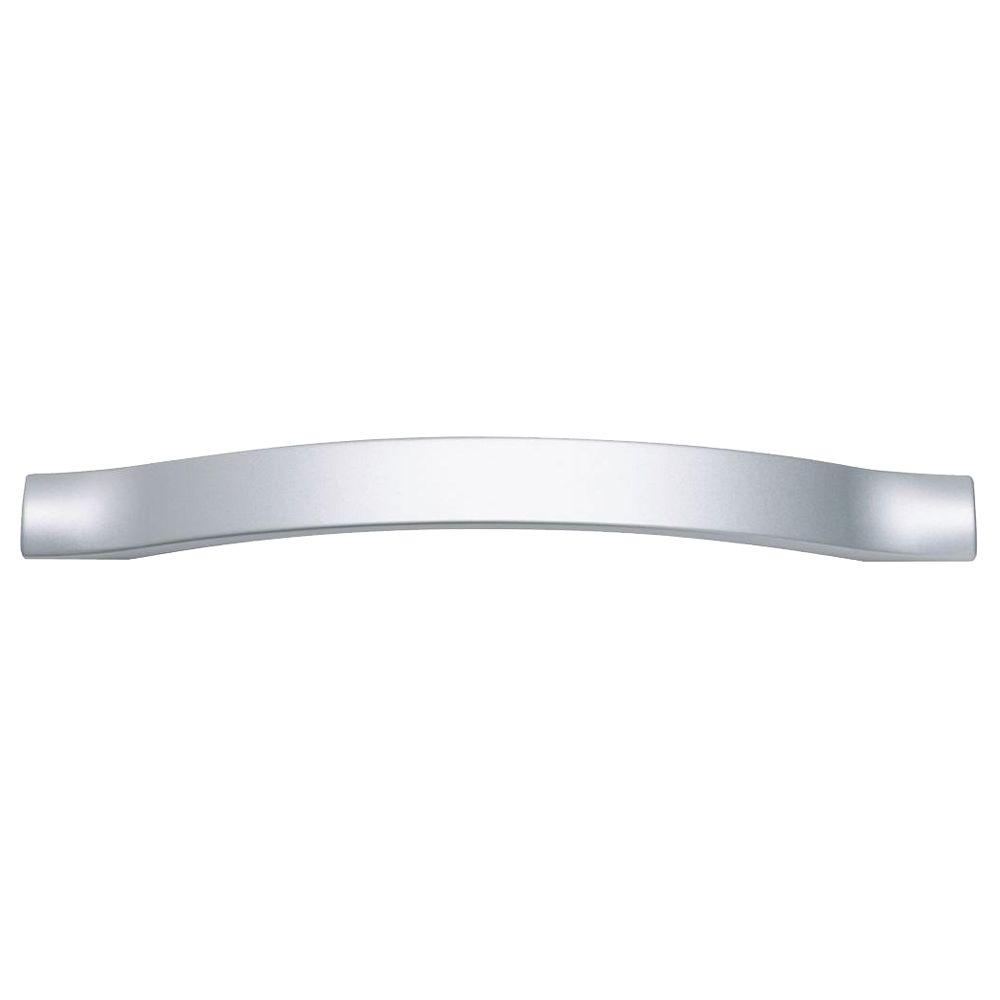 Atlas Homewares Successi Collection Matte Chrome 8.25 in. Low Arch Pull