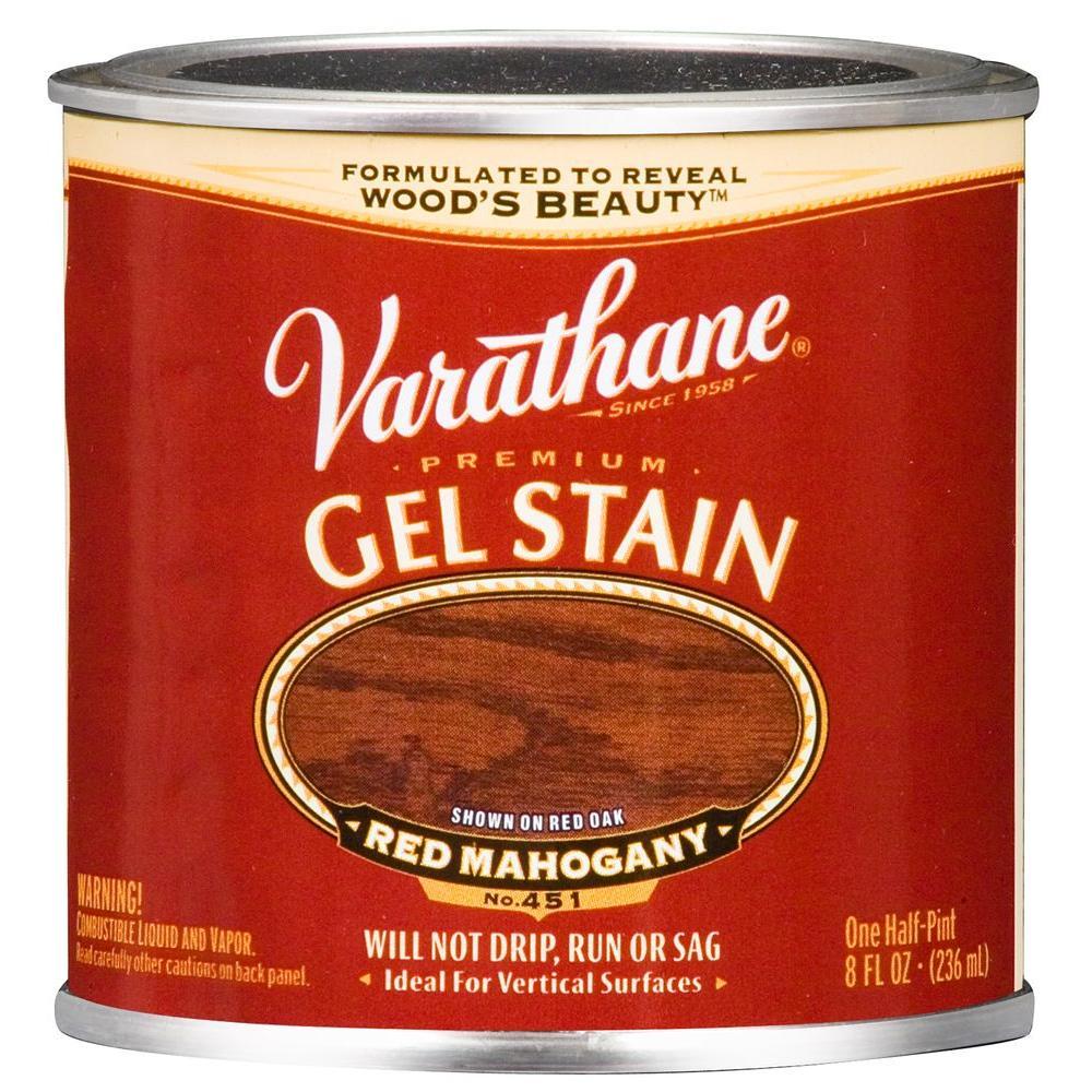 Red Mahogany Premium Gel Stain No 451