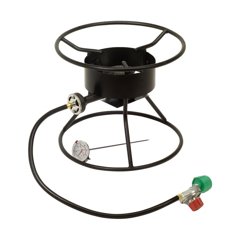 54,000 BTU Welded Portable Propane Gas Outdoor Cooker