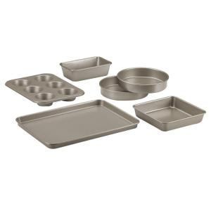 Cuisinart Chef's Classic 6-Piece Champagne Bakeware Set by Cuisinart