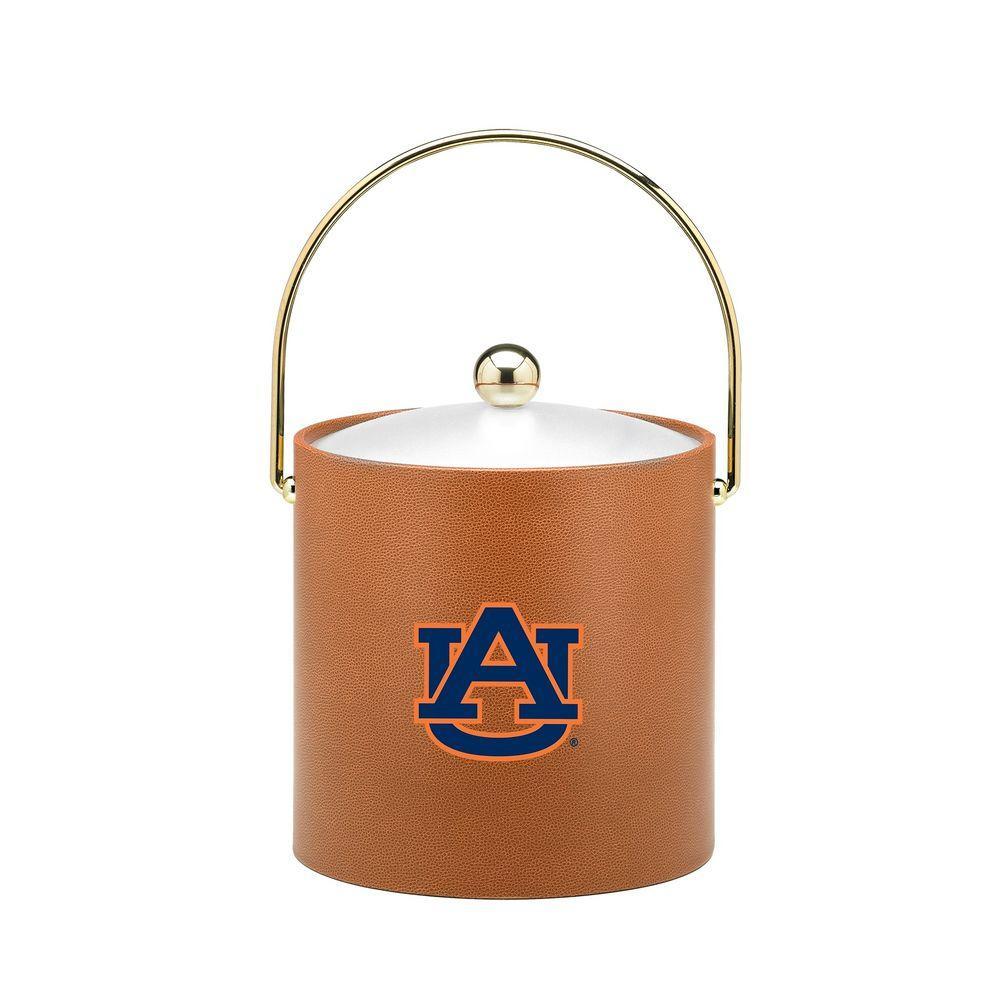 Kraftware Auburn 3 Qt. Basketball Texture Ice Bucket