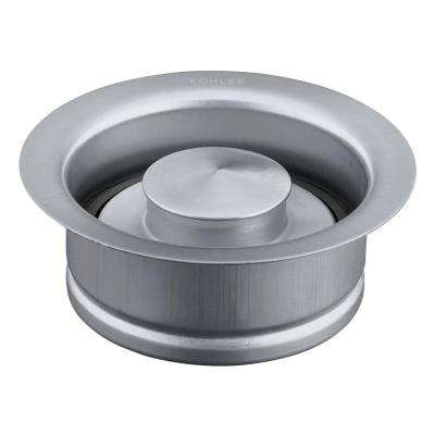 Disposal Flange in Brushed Stainless