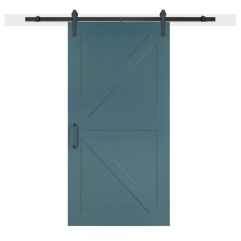 Jeff Lewis 42 In X 84 In Pacific Composite K Bar Solid Core Mdf