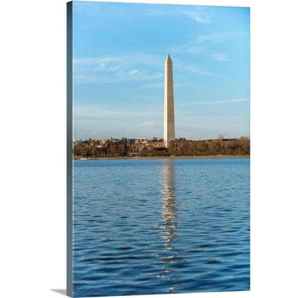 CANVAS Washington Monument Art print POSTER