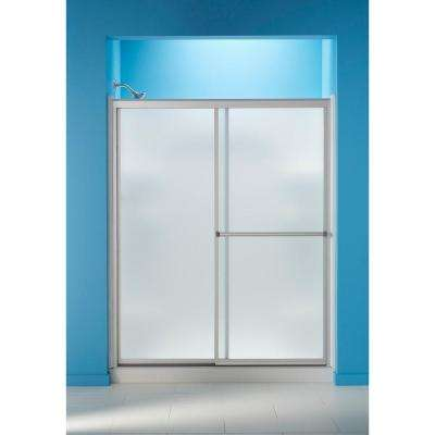 Framed - Frosted - Shower Doors - Showers - The Home Depot