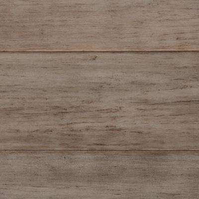 HS Strand Woven Cottage Corner 3/8 in. T x 5.125 in. W x 36 in. L Engineered Click Bamboo Flooring (25.61 sq. ft./case)