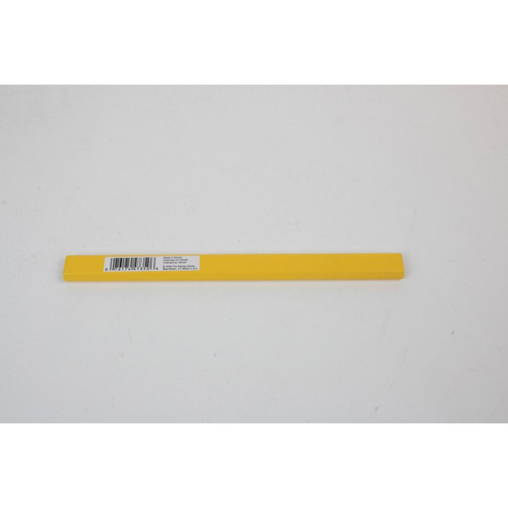 455872 Charpentiers Crayons /& Affûteur Set 13pce 175 mm-Silverline