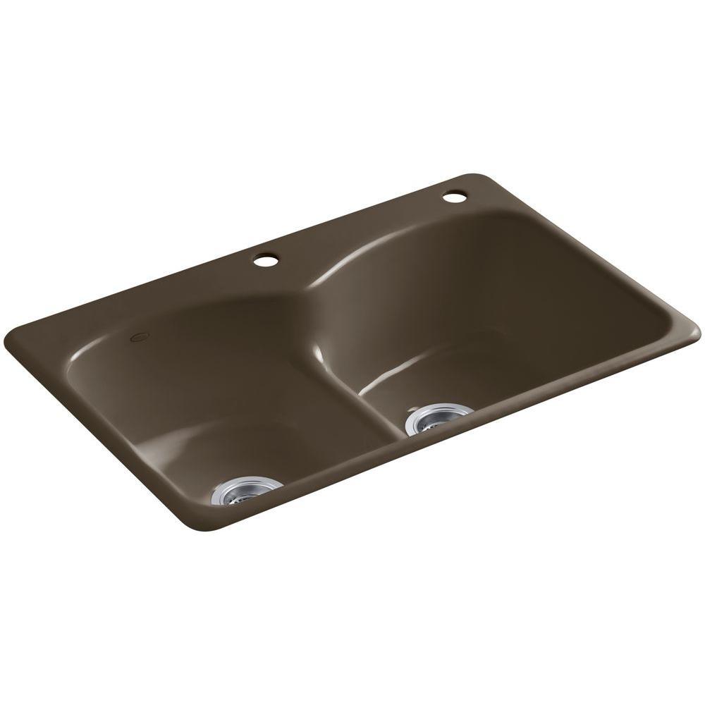 Kohler Langlade Kitchen Sink