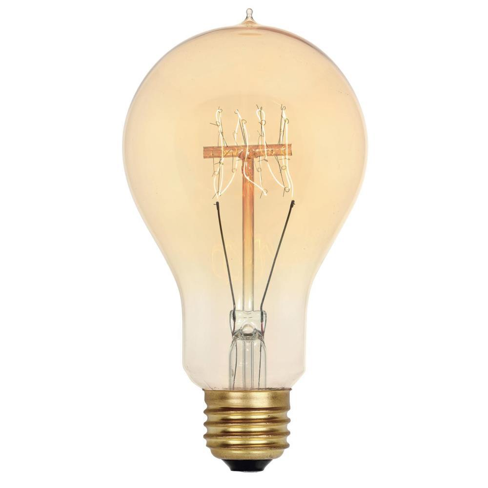 40-Watt A23 Timeless Vintage Inspired Incandescent Light Bulb