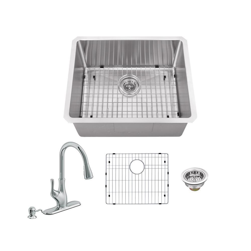 Schon Kitchen Sink Single Stainless
