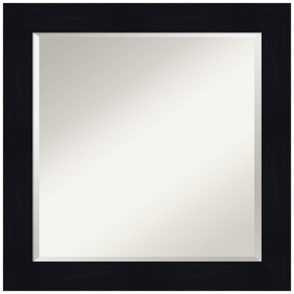 Amanti Art Shiplap Navy 24.25 in. x 24.25 in. Bathroom Vanity Mirror was $146.81 now $89.99 (39.0% off)
