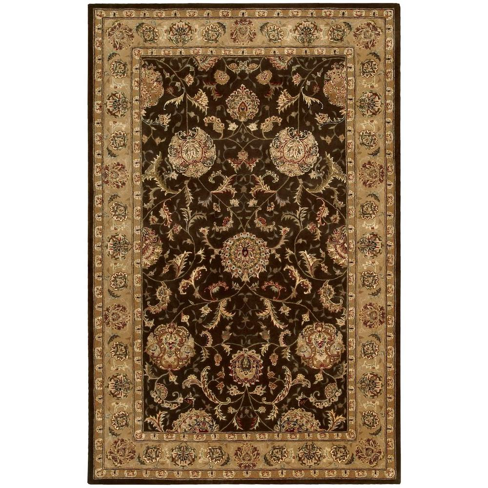 2000 Brown 5 ft. 6 in. x 8 ft. 6 in.