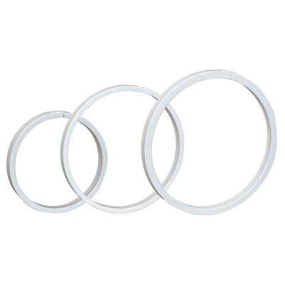 2 in., 3 in. and 4 in. Assorted PVC Repair Ring (3-Pack)
