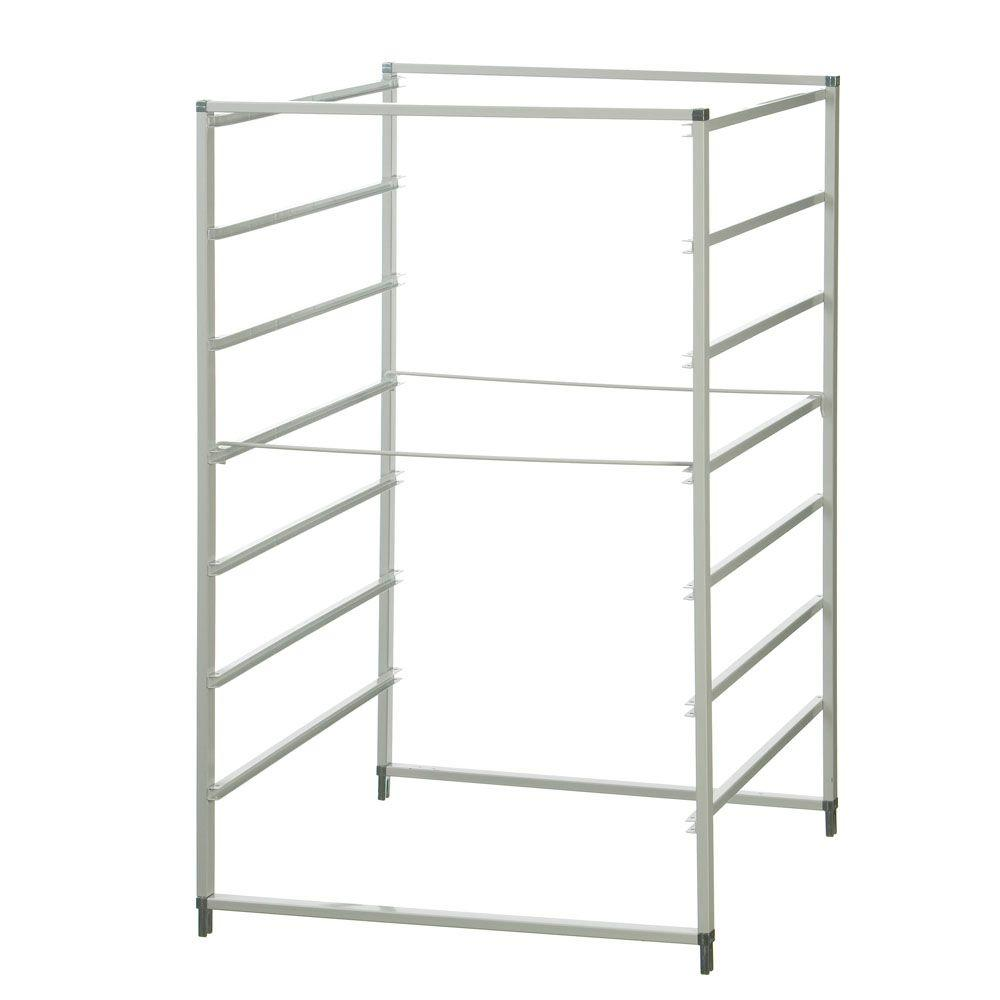 20 in. x 29 in. 7-Runner Cross-Bar Set for Ventilated Wire