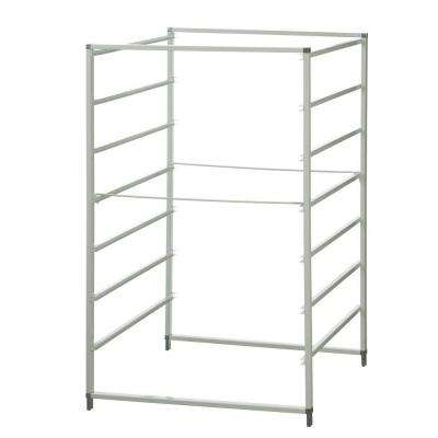 20 in. x 29 in. 7-Runner Cross-Bar Set for Ventilated Wire Drawer